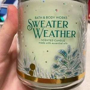 Sweater weather 1 wick